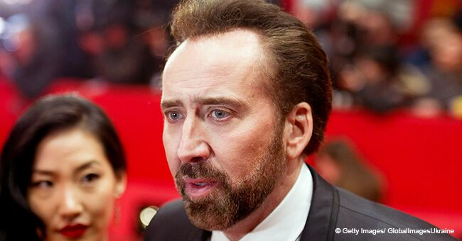 Nicolas Cage's Wife of Four Days Has Reportedly Filed Legal Docs Seeking Spousal Support