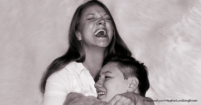 En vez de pelear, madre celebra salida del clóset de hijo transgénero con una fiesta