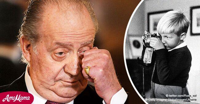 Emotivas palabras de Don Juan Carlos sobre el disparo accidental con el que mató a su hermano