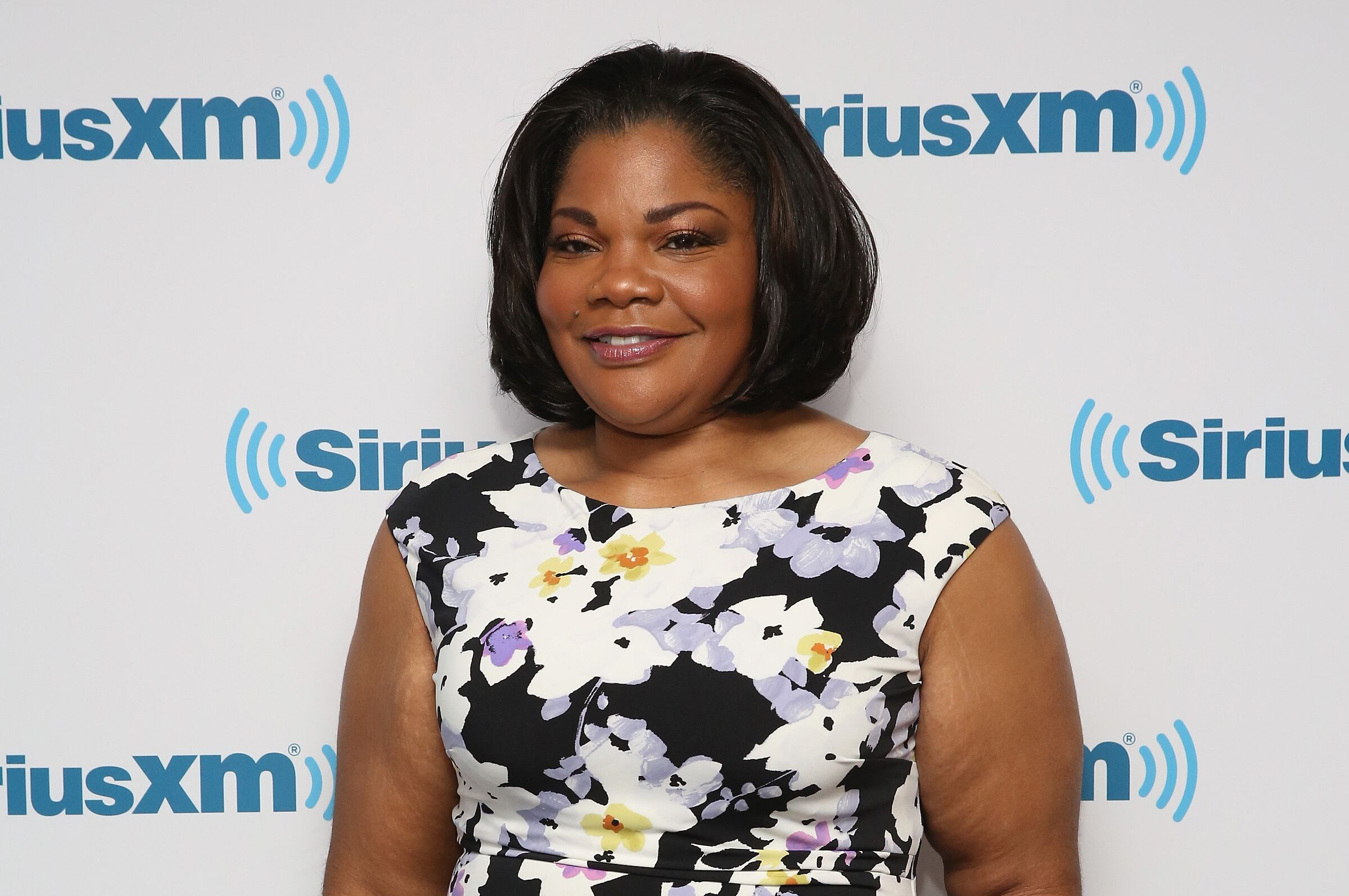 Mo'Nique visits at SiriusXM Studios on April 20, 2015 in New York City | Photo: Getty Images