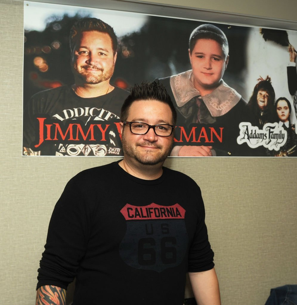 Jimmy Workman attends the Chiller Theatre Expo Spring 2019 at Parsippany Hilton   Getty Images / Global Images Ukraine