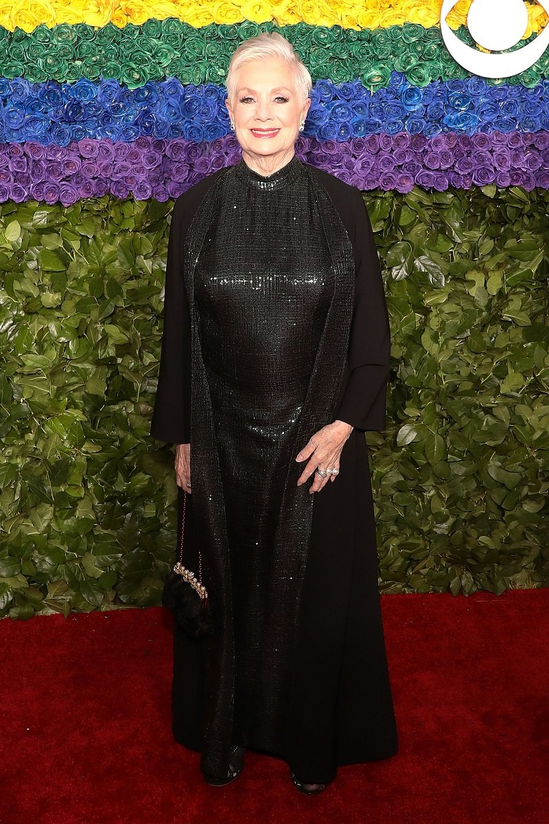 Shirley Jones on June 9, 2019 in New York City | Photo: Getty Images