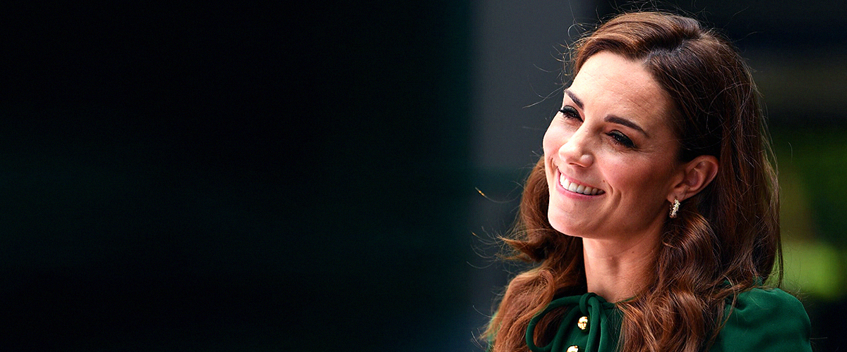 Kate Middleton Wows Fans at Wimbledon with Fabulous Dolce & Gabbana Dress