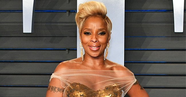 Check Out Mary J Blige's Stunning Looks from Her Latest Photoshoot for Garage Magazine