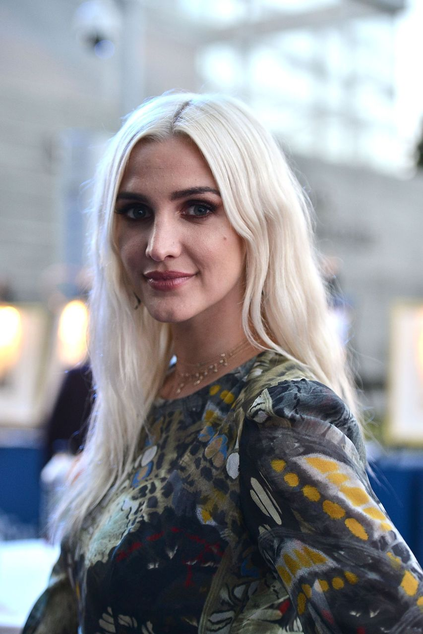 Ashlee Simpson during Operation Smile's Annual Smile Gala at The Broad Stage on September 9, 2017 in Santa Monica, California. | Source: Getty Images