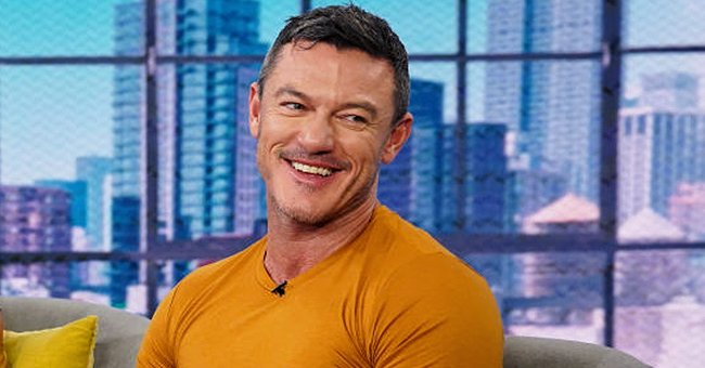 Luke Evans Shares Result of 8 Months of Work — inside His before & after Transformation Photo