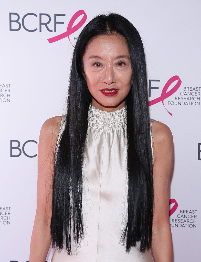 Vera Wang at 2016 Breast Cancer Research Foundation Hot Pink Party at The Waldorf=Astoria on April 12, 2016 | Photo: Getty Images