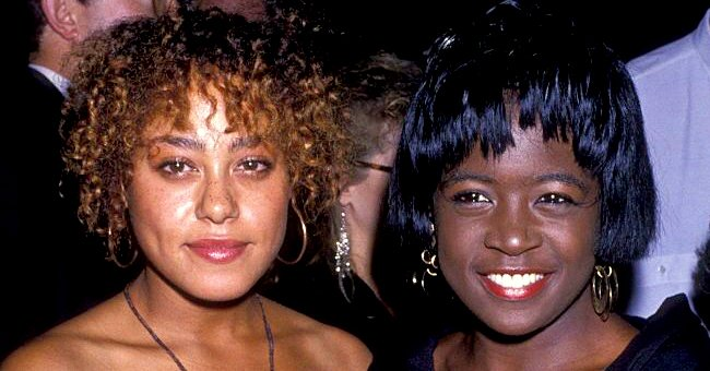 Cree Summer Shares Throwback Photo with 'A Different World' Costar Charnele Brown