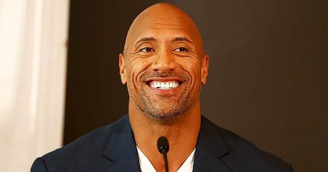 Dwayne 'The Rock' Johnson Posts Adorable Photo of Himself & Daughter Tia Playing with a Barbie