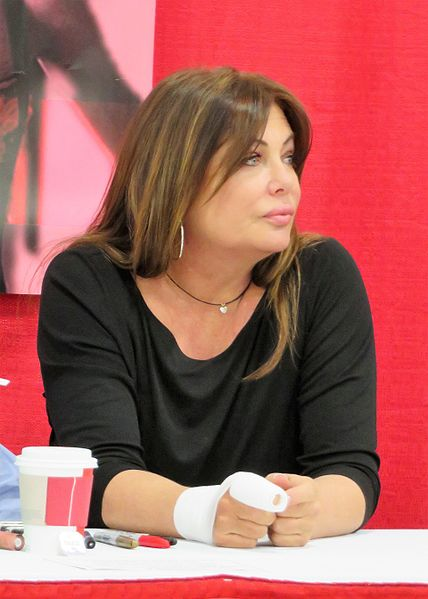 Kelly Le Brock, 2017. | Source: Wikimedia Commons