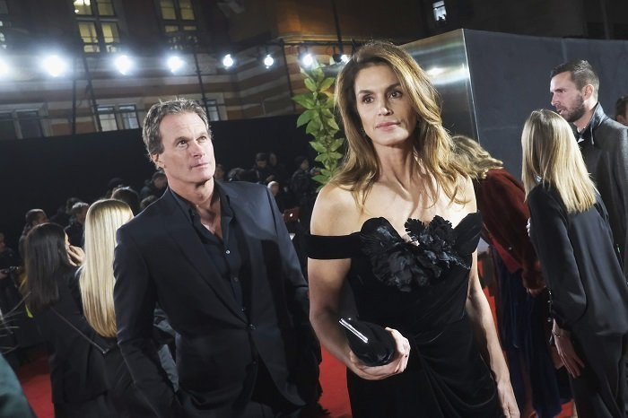 Cindy Crawford and Rande Gerber  I Image: Getty Images
