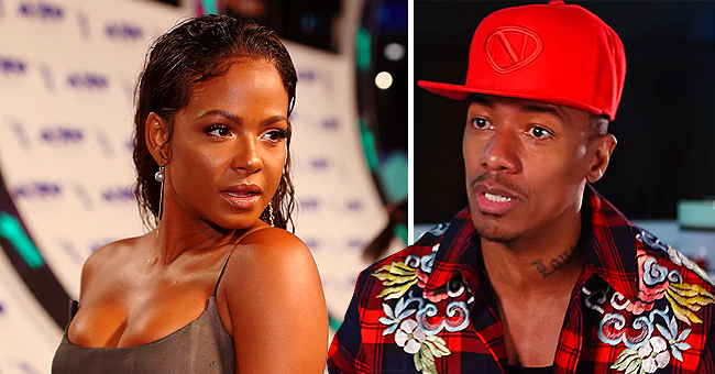 Pregnant Christina Milian Caught 'Masked Singer' Host Ex Nick Cannon Cheating by Hacking His Phone