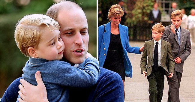 Prince William Says Fatherhood Brought Back Painful Emotions He Felt When Mom Diana Died