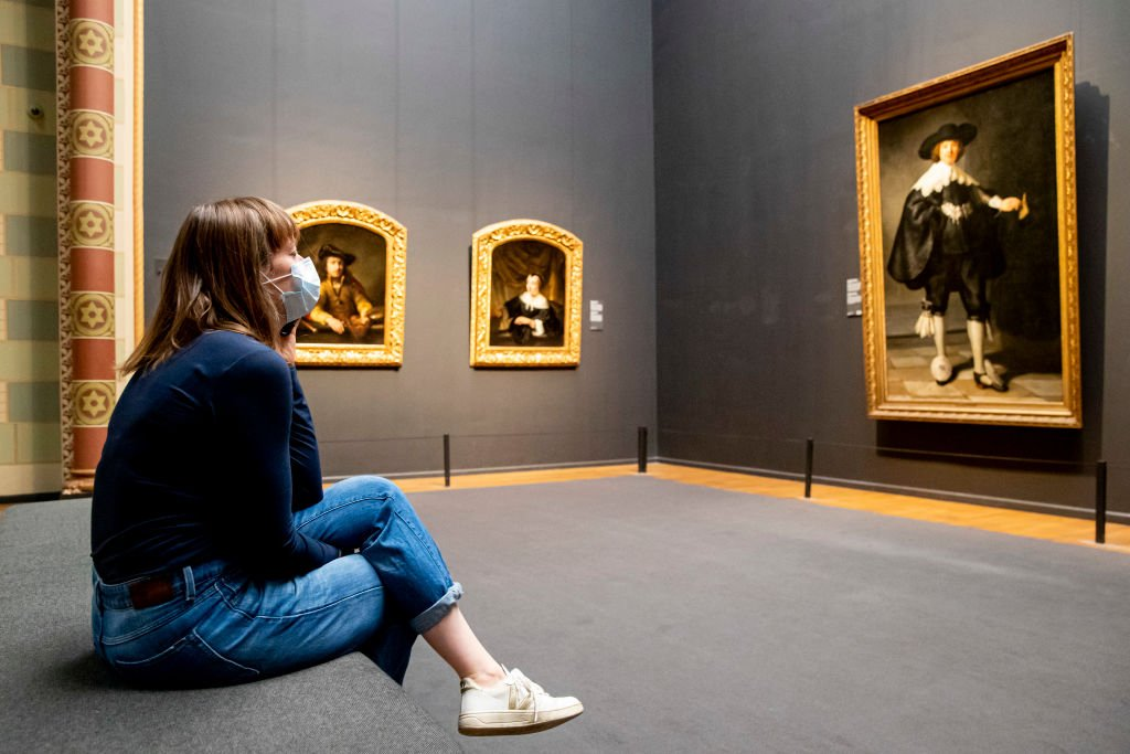 Le Rijksmuseum. I photo : Getty Images