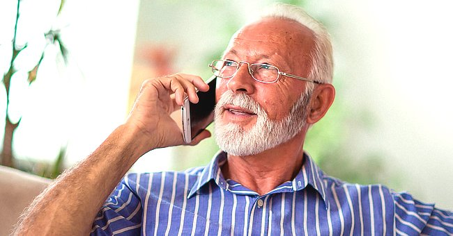 Daily Joke: Father Calls His Son Who Lived in a Big City