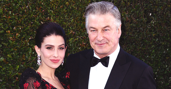 Alec Baldwin's Wife Hilaria Shares Cute Photo of Their 4 Kids after a Pumpkin Carving Session