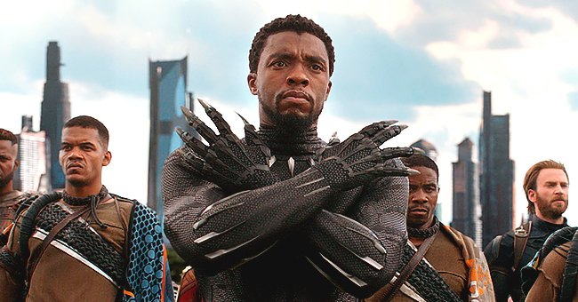 Chadwick Boseman's Youngest Fans Honor Late 'Black Panther' King with Wakanda-Inspired Costumes