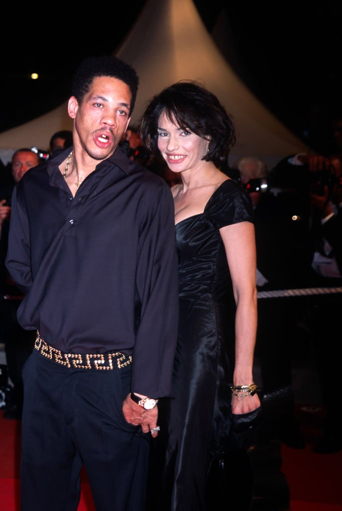 Joey Starr et Beatrice Dalle I Photo: Getty Images