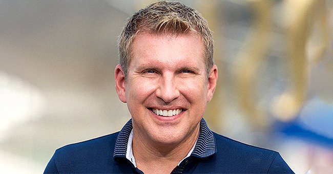 Check Out Todd Chrisley's Hilarious Video of Son Grayson Making a Sneak Attack on Brother Kyle
