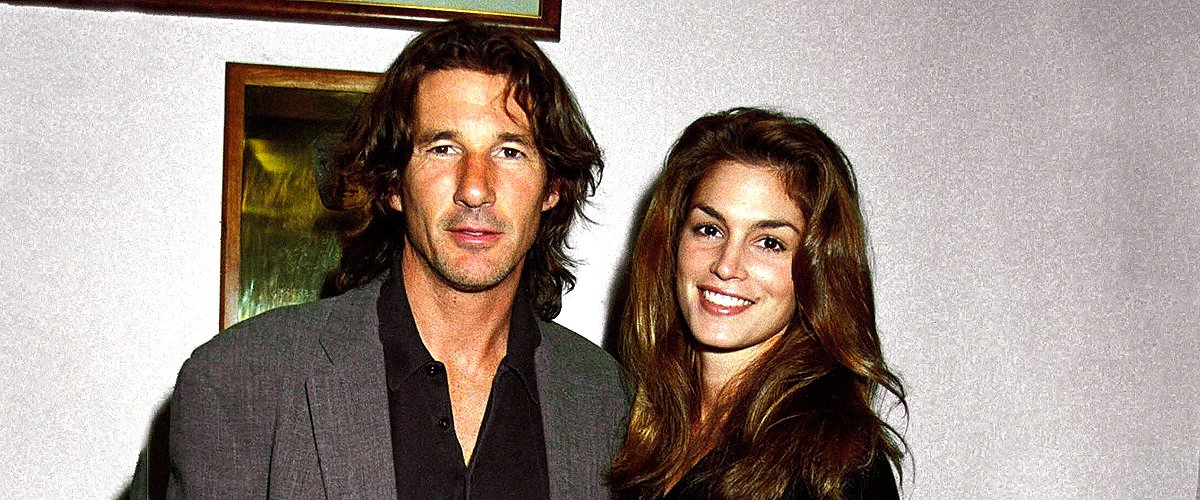 Cindy Crawford Once Opened up about Her Failed Marriage with Richard Gere