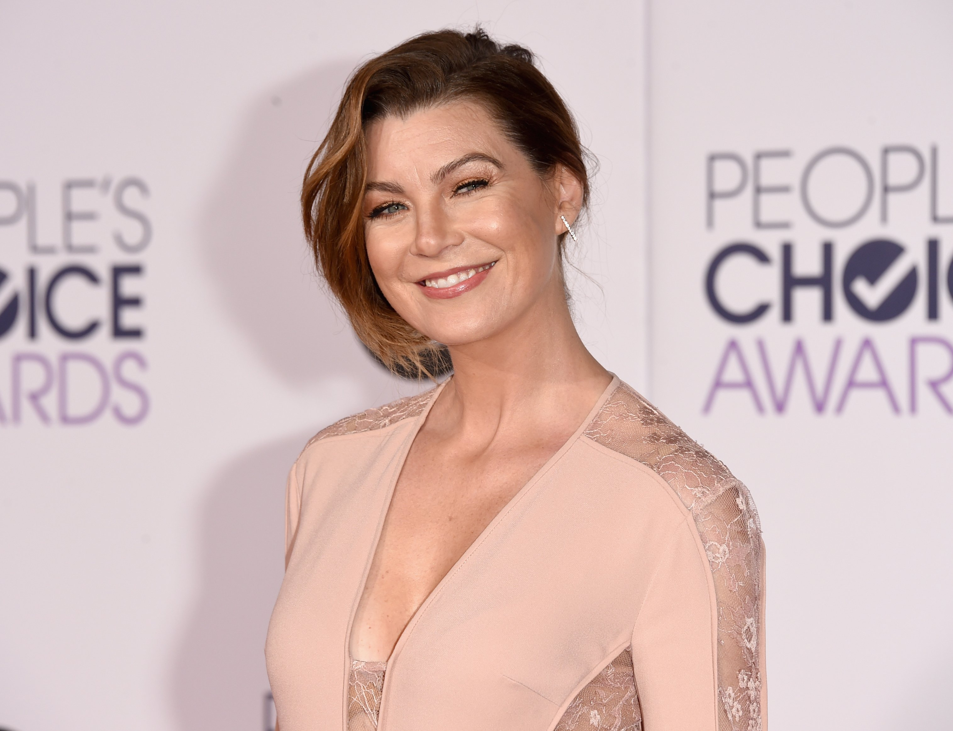 Ellen Pompeo at The 41st Annual People's Choice Awards on January 7, 2015 | Photo: GettyImages