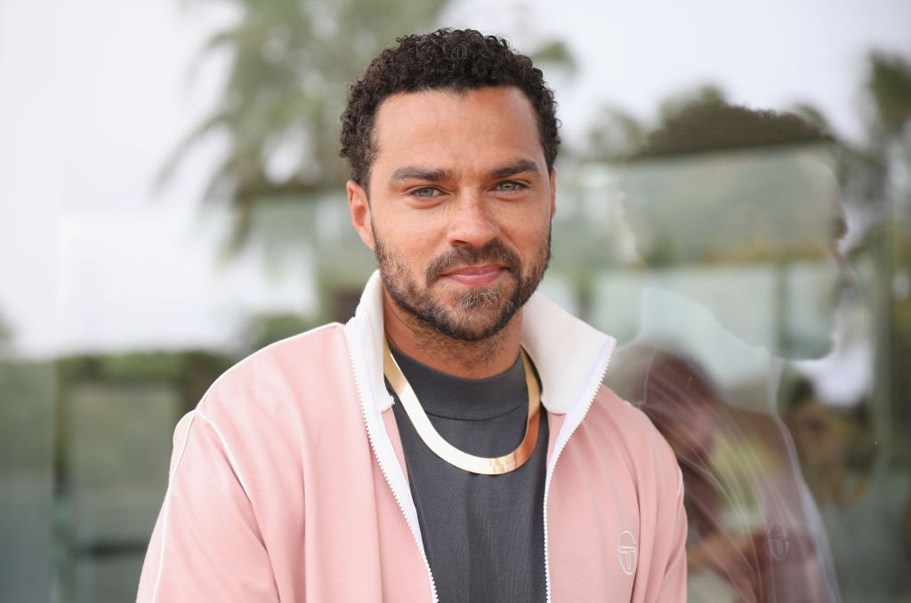 Jesse Williams attends the Filming Italy Sardegna Festival 2019 Day 2 Photocall at Forte Village Resort on June 14, 2019.   Photo: Getty Images