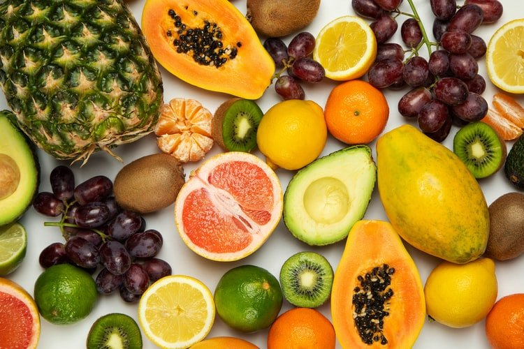 A picture of different fruits.   Photo: Unsplash