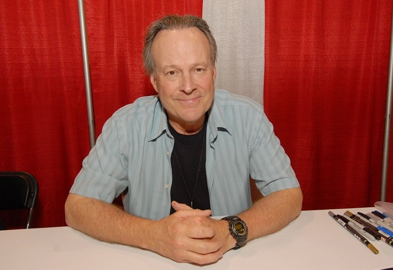 Dwight Schultz on May 18, 2012 in Novi, Michigan   Photo: Getty Images