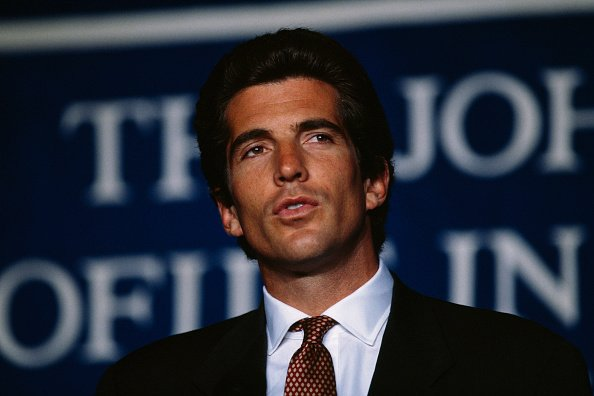 John F. Kennedy Jr. / Photo: Getty Images