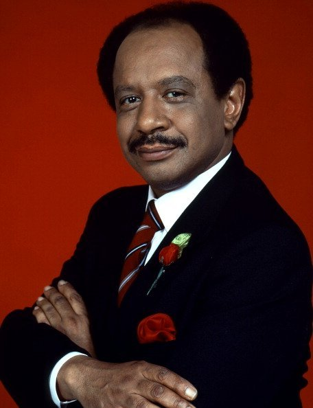 Sherman Hemsley poses for the camera | Photo: Getty Images