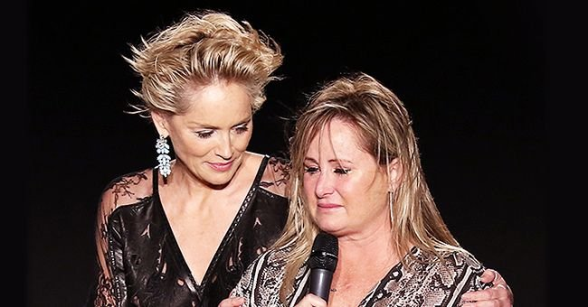 Sharon Stone's Sister Kelly Continues to Battle COVID-19 – See Her Latest Update