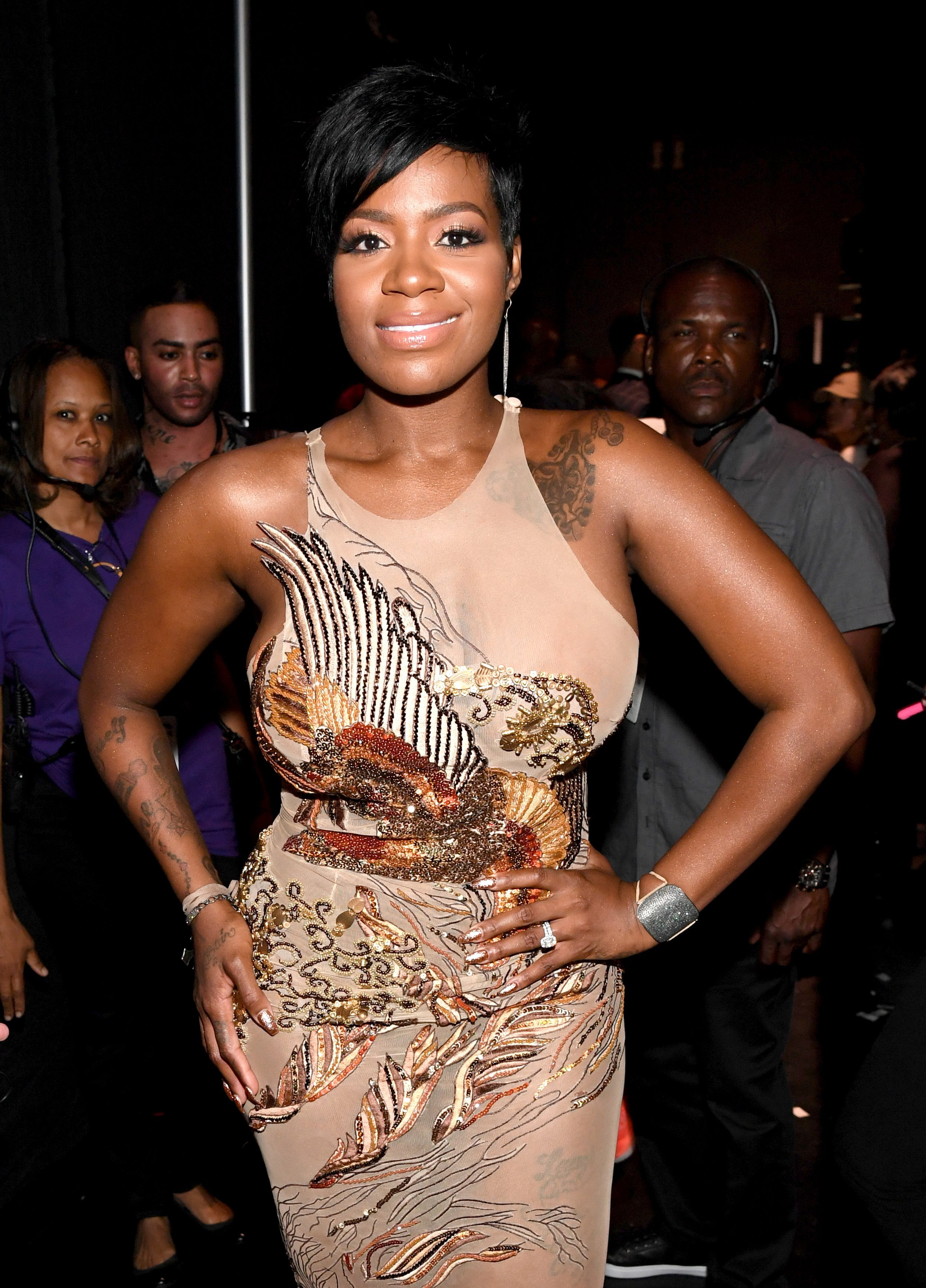 Fantasia Barrino at the BET Awards on June 26, 2016 in California | Photo: Getty Images