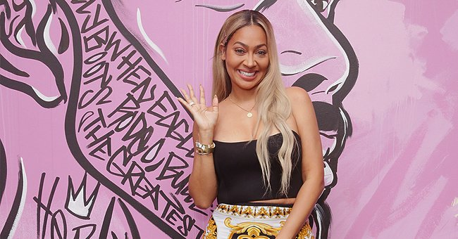 La La Anthony Says Son Kiyan Carmelo Is Her Best Friend as They Dance Together in a Video