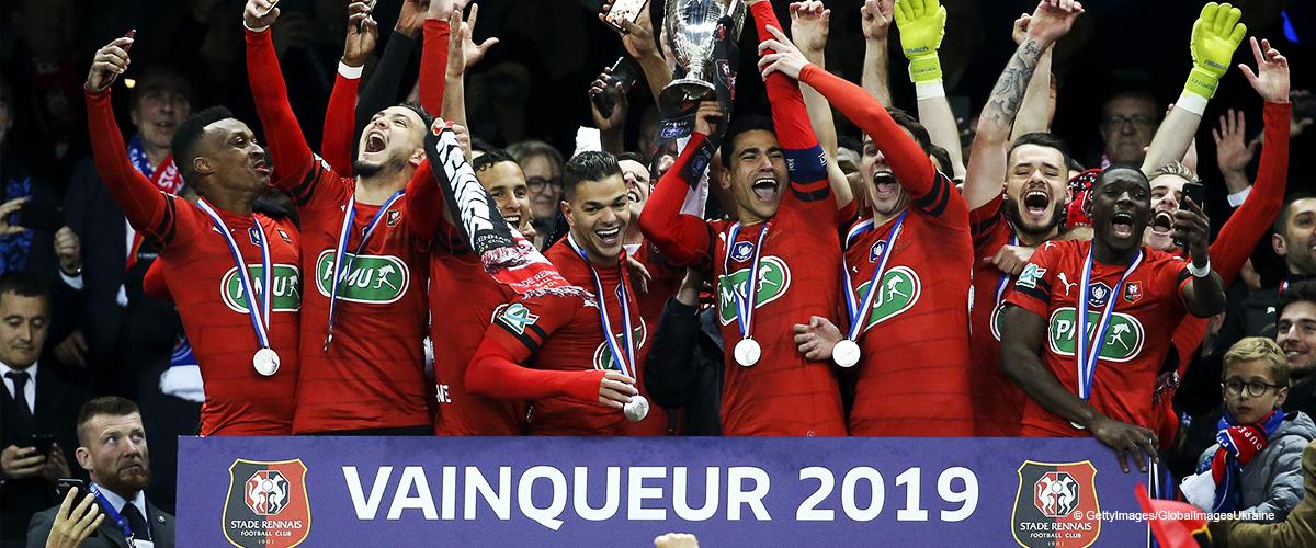 Coupe de France : le PSG s'est incliné face à Rennes en finale