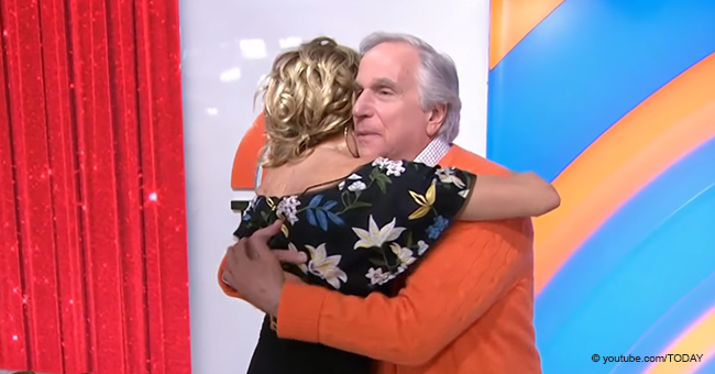 Henry Winkler Makes Unexpected Appearance on 'Today' Show to Say Goodbye to Kathie Lee Gifford