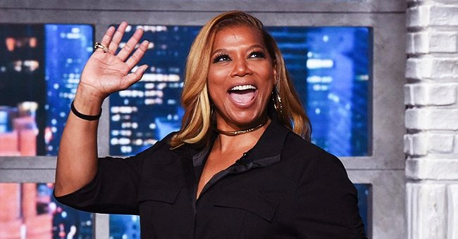 Queen Latifah Shares Classic Throwback Photo Celebrating 30 Years of 'All Hail the Queen'