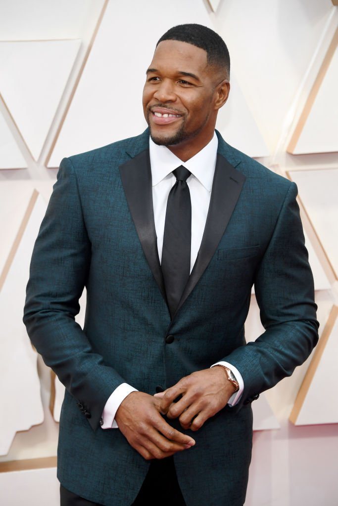 Michael Strahan attends the 92nd Annual Academy Awards, 2020| Photo: Getty Images