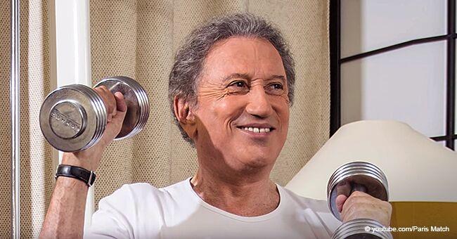 Michel Drucker révèle son style de vie qui l'aide à rester en forme à 76 ans
