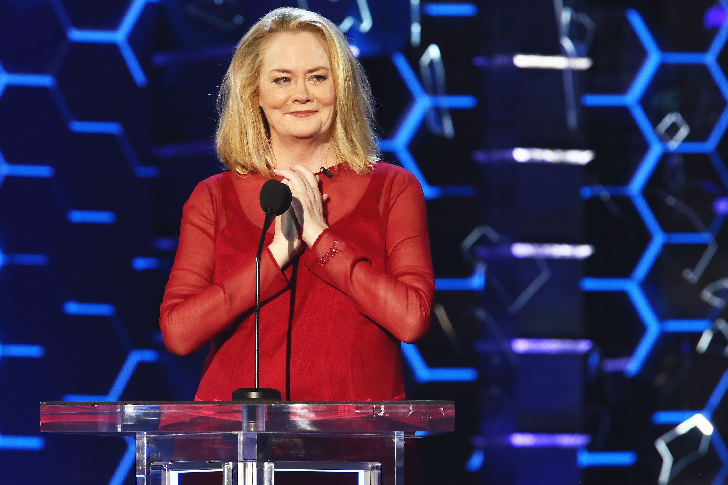 Cybill Shepherd at the Comedy Central Roast Of Bruce Willis on July 14, 2018 | Photo: Getty Images