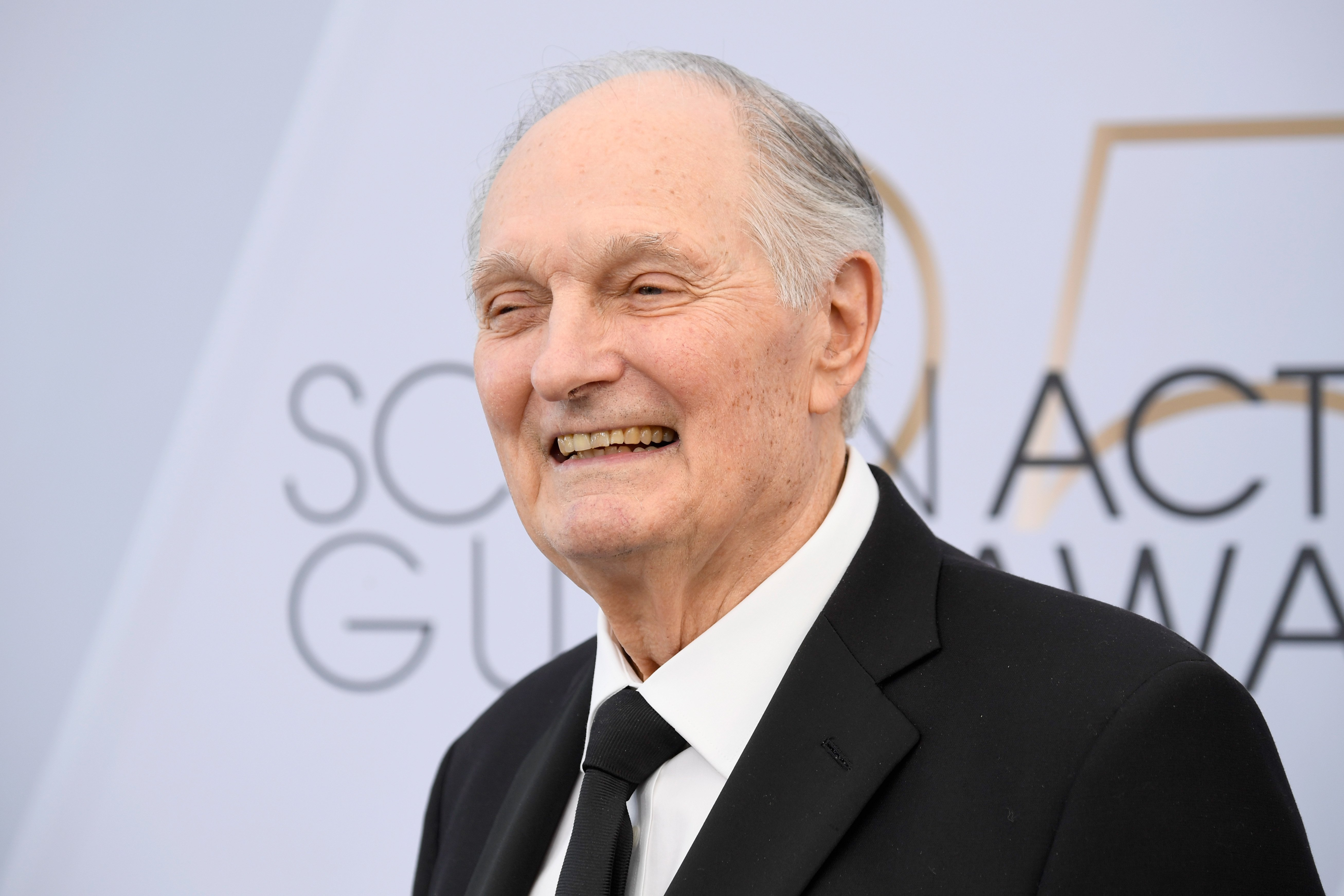 Alan Alda at the 25th Annual Screen ActorsGuild Awards on January 27, 2019 in Los Angeles, California. | Source: Getty Images