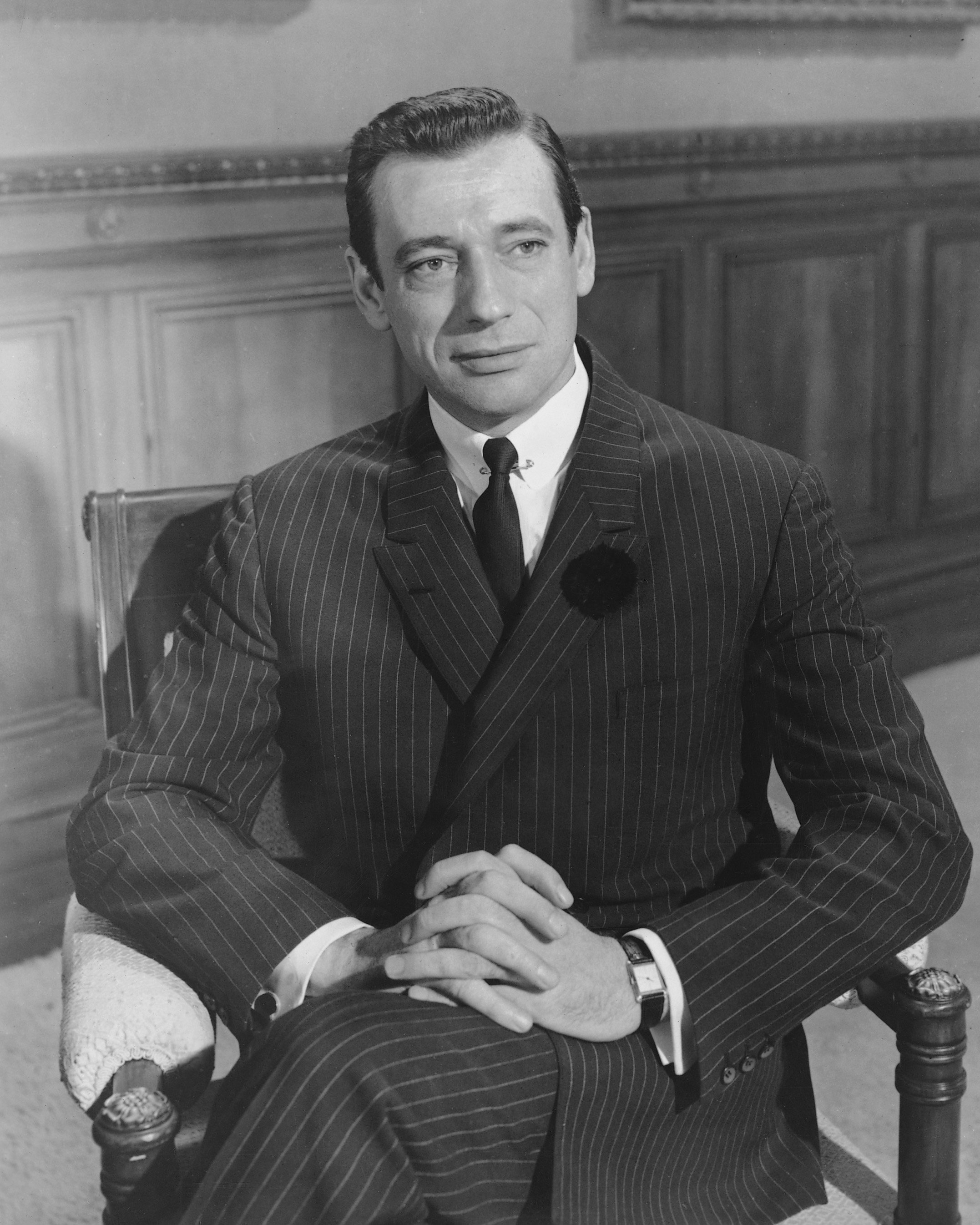 Yves Montand | photo : Getty Images