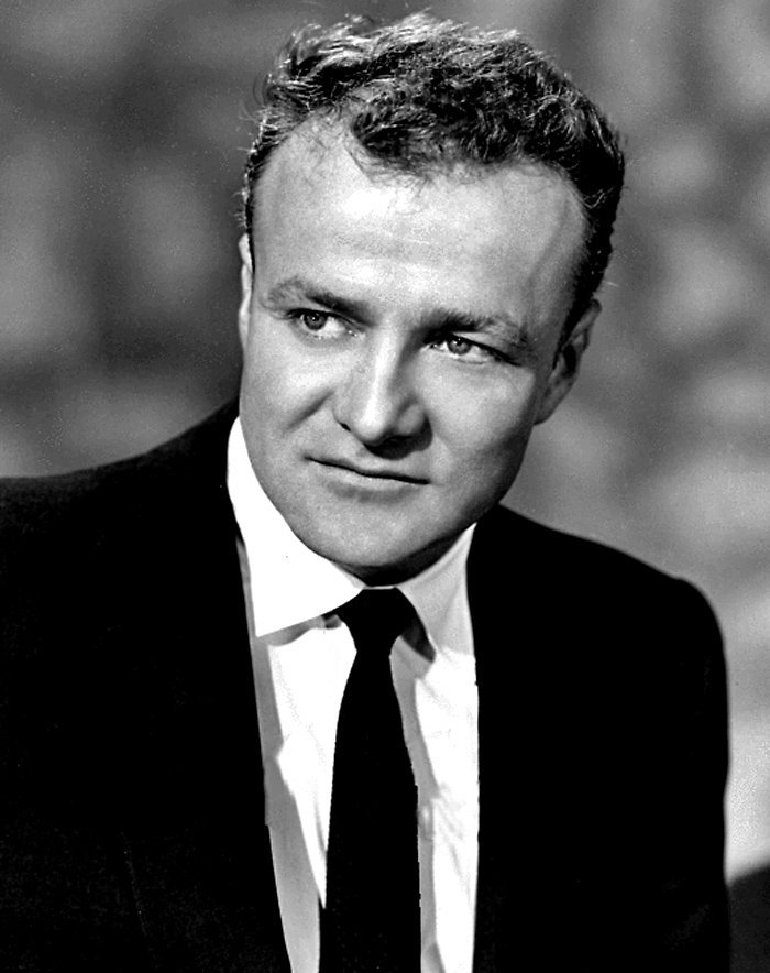 "Publicity photo of Brian Keith in film ""Dino"" 
