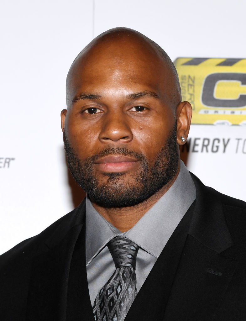 Shad Gaspard at the 11th annual Fighters Only World MMA Awards on July 3, 2019 in Las Vegas, Nevada | Photo: Getty Images