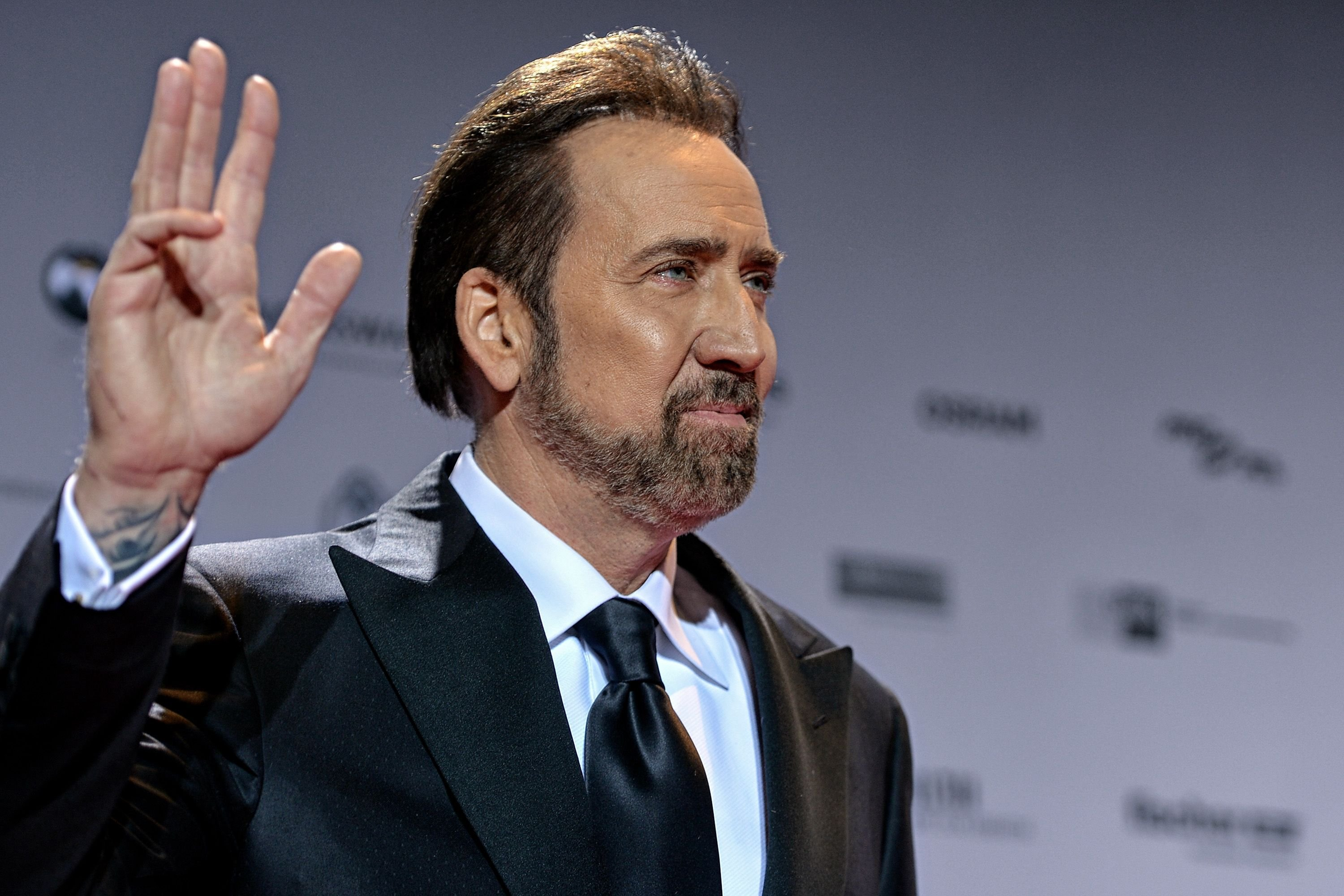Nicolas Cage attends the German Sustainability Award 2016. | Source: Getty Images