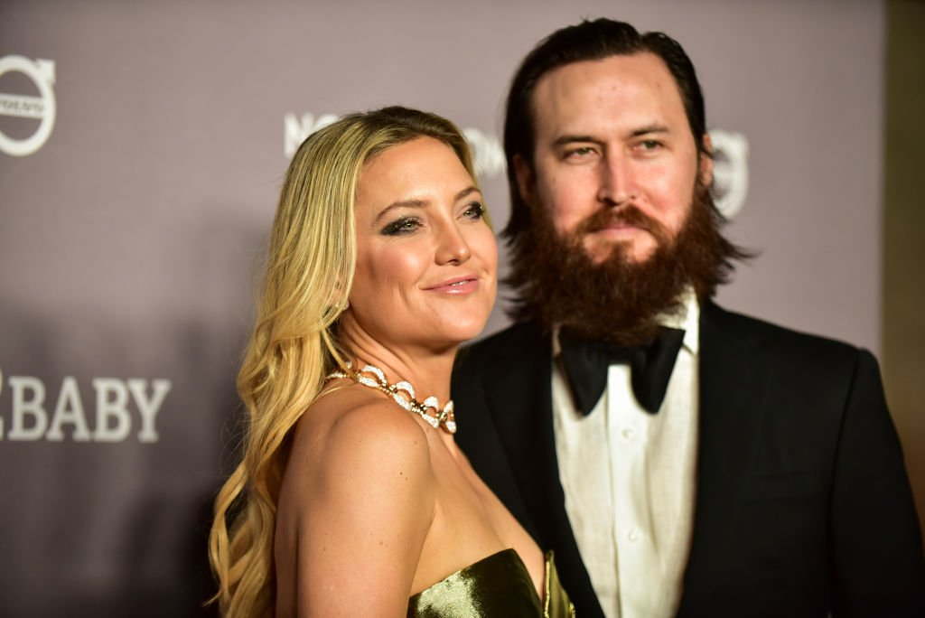 Kate Hudson and Danny Fujikawa attend the 2019 Baby2Baby Gala on November 09, 2019 in Culver City, California | Photo: Getty Images