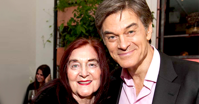 Dr Oz Reveals Feeling Guilty over Missing the Signs of His Mom's Alzheimer's