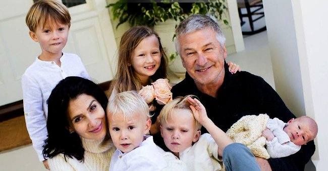 Alec Baldwin Pens a Touching Birthday Message to His Wife & Mother of His 5 Children, Hilaria