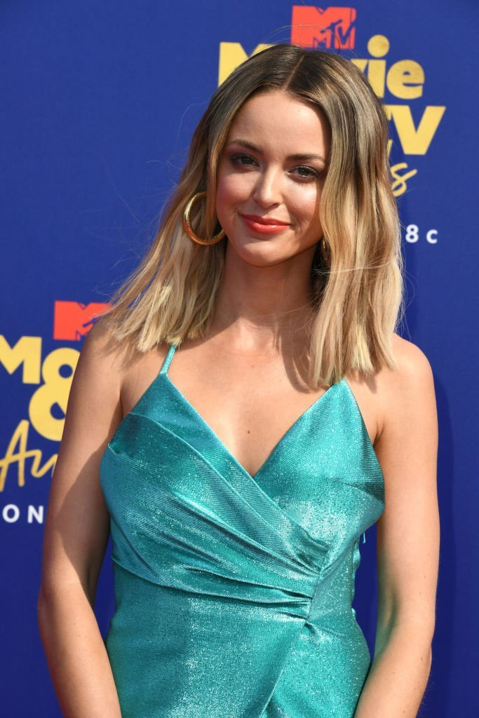 Kaitlynn Carter Jenner attends the 2019 MTV Movie and TV Awards at Barker Hangar. | Photo: Getty Images