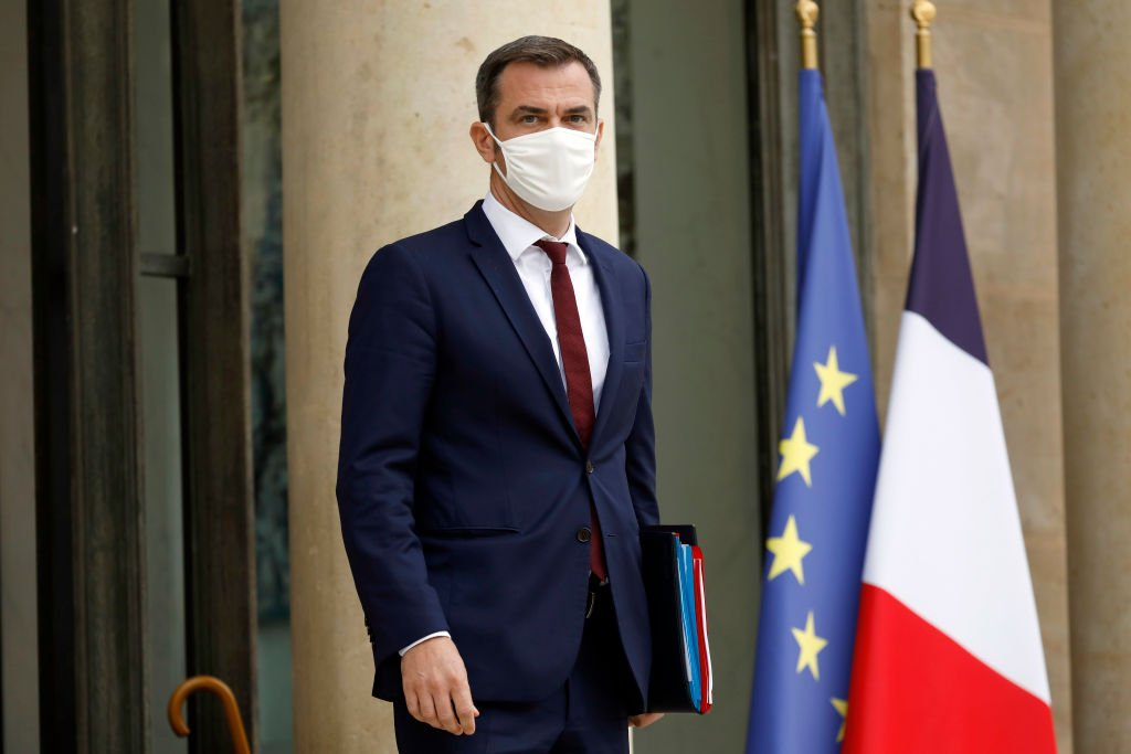 Le ministre Olivier Véran, le 23 septembre 2020. | Photo : Getty Images