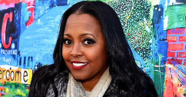 See Keshia Knight Pulliam's Adorable Daughter Ella's Happy Mood as She Poses in Stylish Outfit